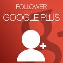 Followers Google plus