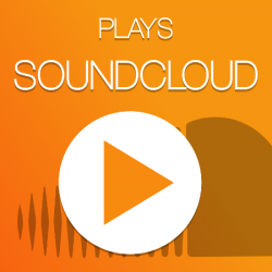 Reproducciones de SoundCloud