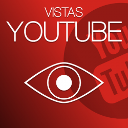 Vistas de YouTube
