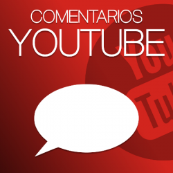 Comentarios en YouTube