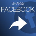 Shares Facebook